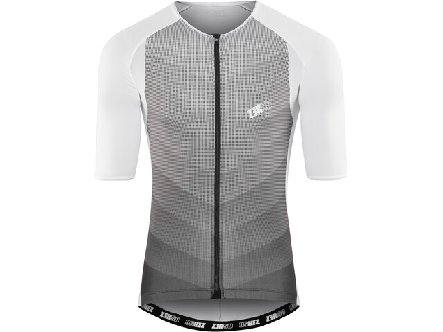 Z3R0D Racer Time Trial Haut de triathlon Homme, black series